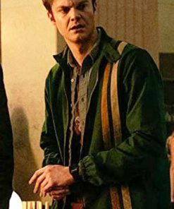 The Boys Hughie Campbell Green Jacket