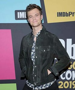 The Boys Jack Quaid Black Jacket