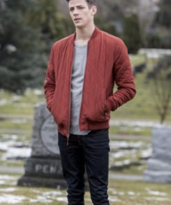 The Flash Barry Allen Jacket