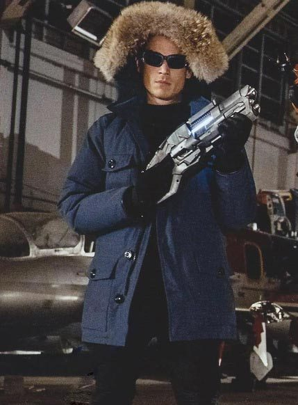 The Flash Captain Cold Coat