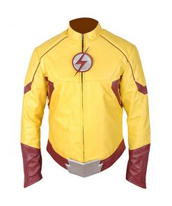 The Flash Wally West Jacket