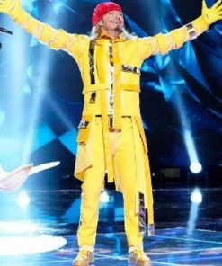 The Masked Singer Banana Jacket