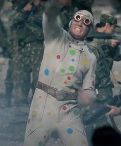 The Suicide Squad Polka-Dot Jacket