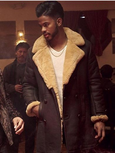 Trevor Jackson SuperFly Coat