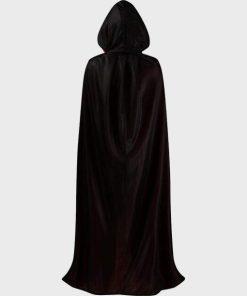 Vampire Cloak Costume Back