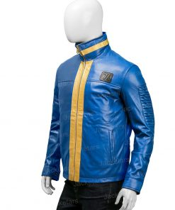 Vault Fallout 76 Jacket side