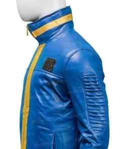 Vault Fallout 76 blue Jacket