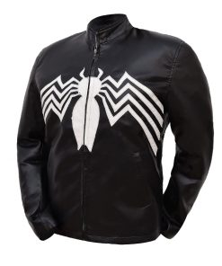 Venom Tom Hardy Black Jacket