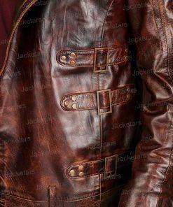 Alita Battle Angel Dr. Dyson Brown Leather Coat.jpg