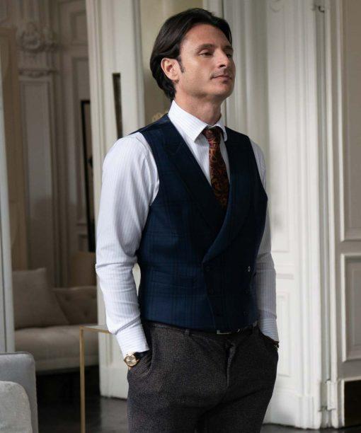 Antoine Lambert Emily in Paris Vest