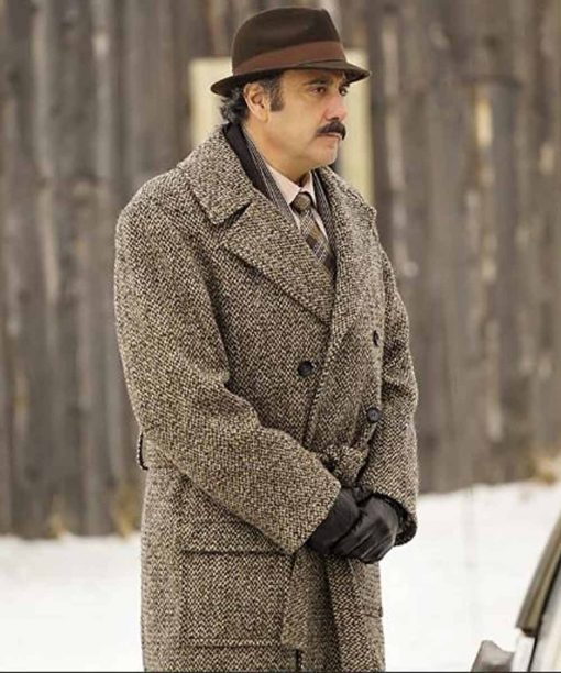Brad Garrett Fargo Coat