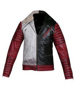 Cameron Boyce Descendants Shearling Jacket