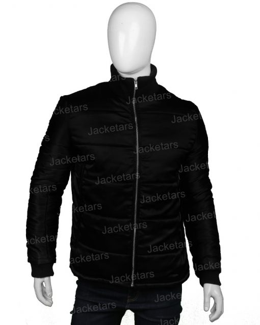 Chicago PD Hank Voight Puffer Jacket