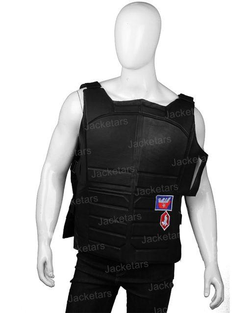 Cyberpunk 2077 Johnny Silverhand Leather Vest