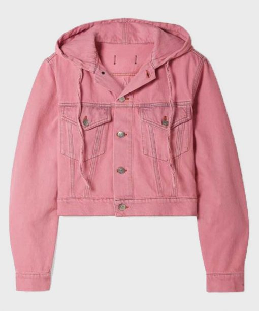 Emily Cooper Emily In Paris Pink Jacket