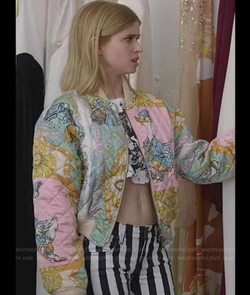 Emily In Paris Brooklyn Clark Jacket