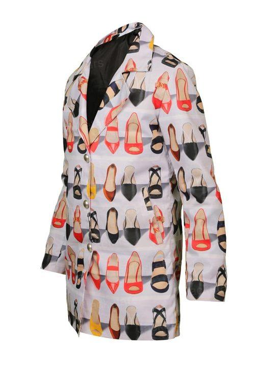 Emily In Paris Emily Cooper Trench Cotton Coat.jpg