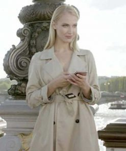 Emily in Paris Camille Razat Coat