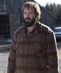 Fargo Bear Gerhardt Flannel Jacket