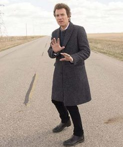 Fargo Ewan McGregor Wool Coat