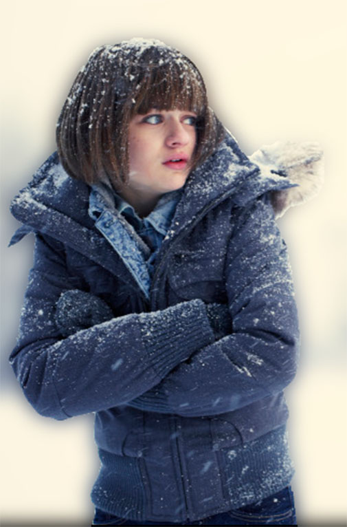 Fargo Greta Grimly Hooded Jacket