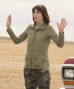 Fargo Nikki Swango Cotton Jacket