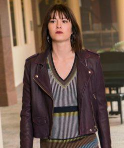Fargo Nikki Swango Leather Jacket
