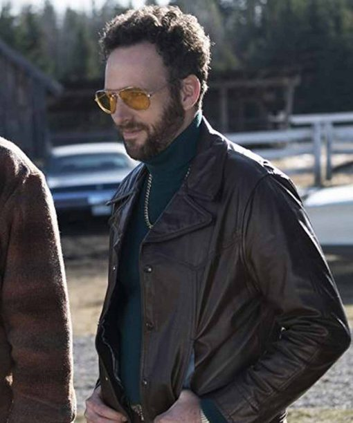Fargo Ricky G Leather Jacket