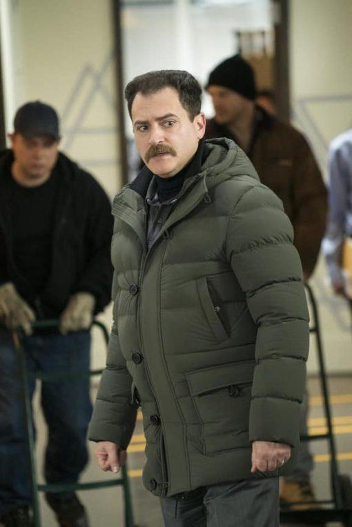 Fargo Sy Feltz Parachute Jacket