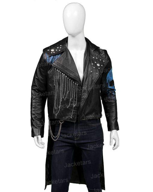 Hades Descendants 3 Black Leather Coat.jpg