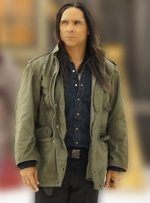 Hanzee Dent Fargo Jacket