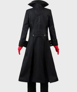 Joker Persona 5 Black Trench Coat