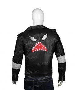 Julian Casablancas Shark Leather Jacket