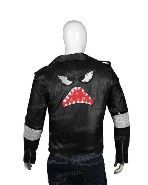 Julian Casablancas Shark Leather Jacket