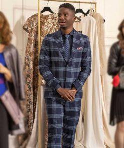 Julien Emily in Paris Suit