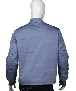 Ken Miles Ford V Ferrari Grey Jacket.jpg