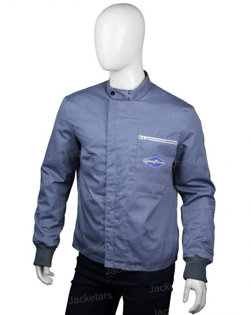 Ken Miles Ford V Ferrari Jacket