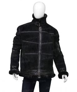 Mens Aviator B16 Shearling Jacket