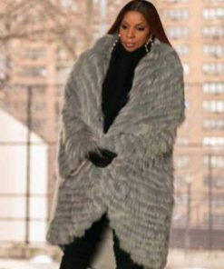 Monet Power Book II Ghost Fur Coat