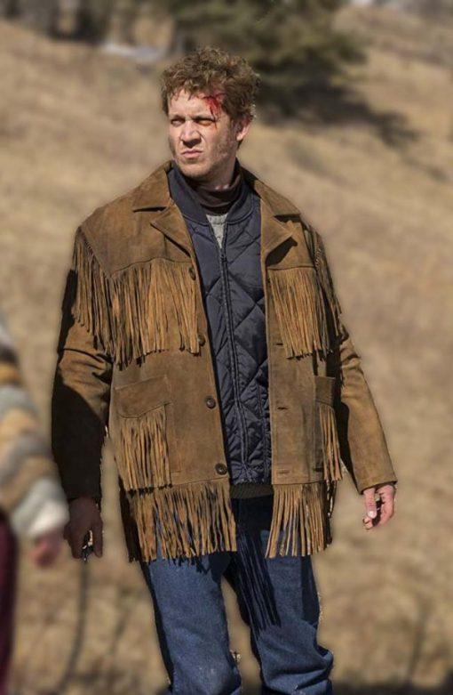 Mr Wrench Fargo Fringe Jacket