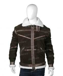 Power 50 Cent Kanan Shearling Jacket