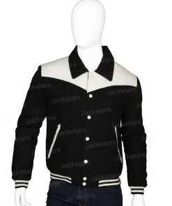 Tariq St Patrick Power Book II Ghost Varsity Jacket