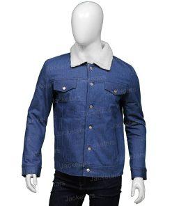 Tell Me Why Tyler Ronan Denim Jacket
