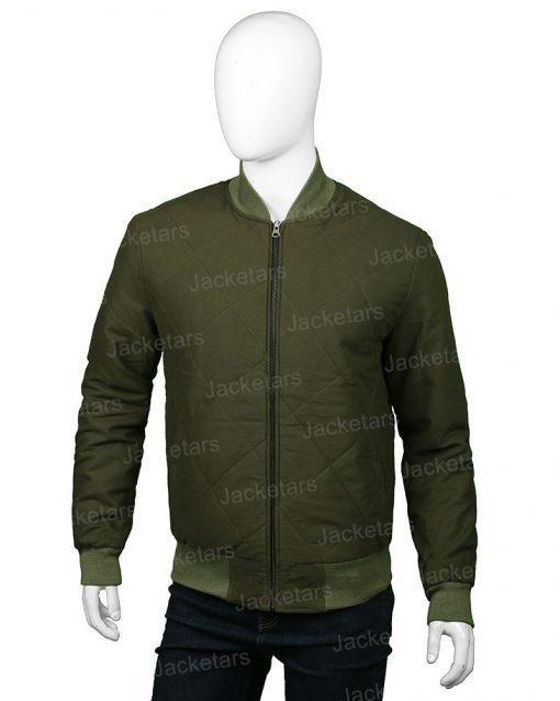 The Flash Nash Wells Jacket