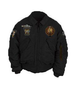 Battletech Black Jacket