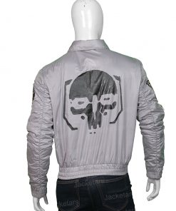 Battletech Mechwarrior Flight Grey Jacket.jpg