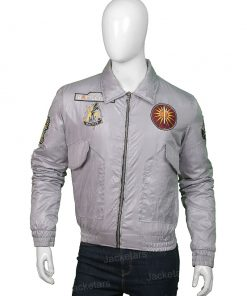 Battletech Mechwarrior Flight Jacket