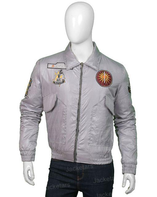 Battletech Mechwarrior Flight Jacket