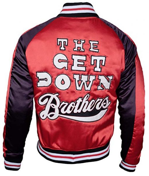 Dizzee The Get Down Brothers Red Jacket