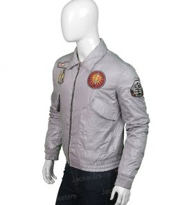Grey Battletech Mechwarrior Flight Jacket.jpg